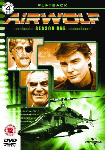 Airwolf - Series 1 - Complete