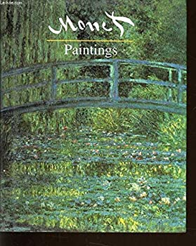 Monet: paintings 0517077612 Book Cover