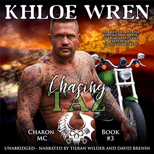 Chasing Taz Audiobook By Khloe Wren cover art