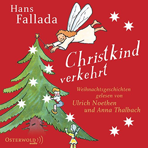 Christkind verkehrt audiobook cover art