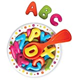 Product Image of the Learning Resources Alphabet Soup, Fine Motor Toy, ABCs, Pre-Reading, Early...
