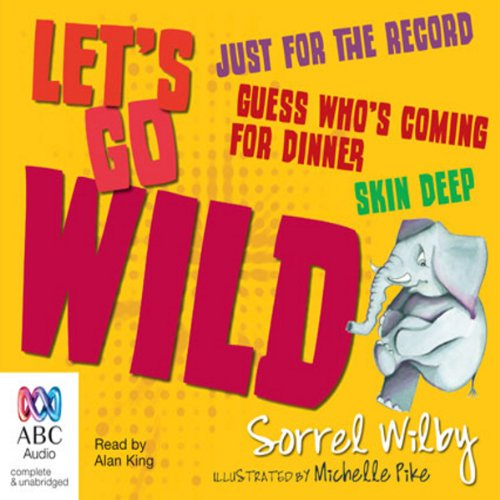 Let's Go Wild Series Titelbild