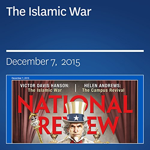 The Islamic War audiobook cover art