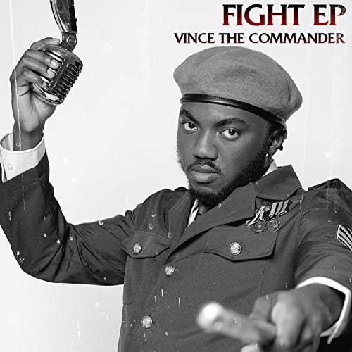 Vince The Commander