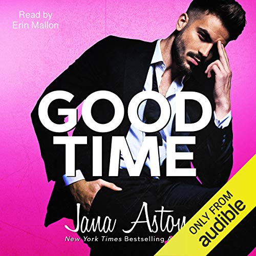 Couverture de Good Time