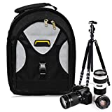 Priyam Series Waterproof DSLR Backpack Camera Bag Lens Accessories Carry Case for All Camera Bags &...