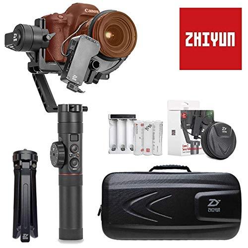 Zhiyun-Crane-2 - Estabilizador para cámara réflex Digital, Gimbal, 3