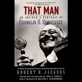 That Man audiobook cover art