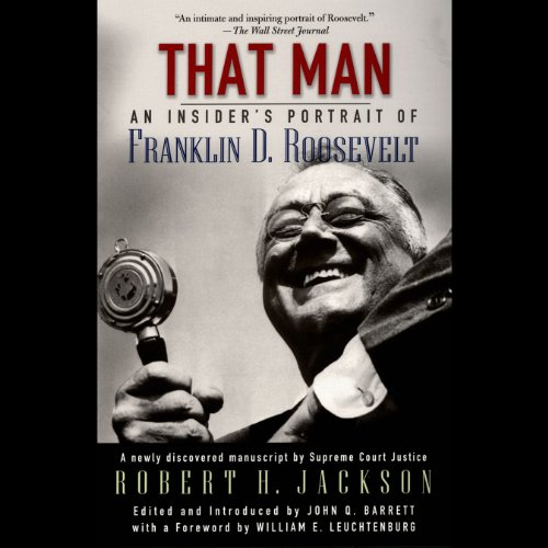 That Man audiobook cover art