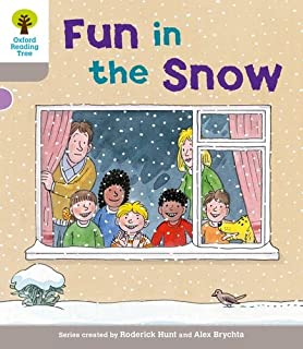 Oxford Reading Tree: Level 1: Decode and Develop: Fun in the Snow