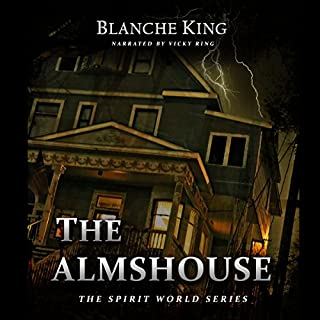 The Almshouse audiobook cover art