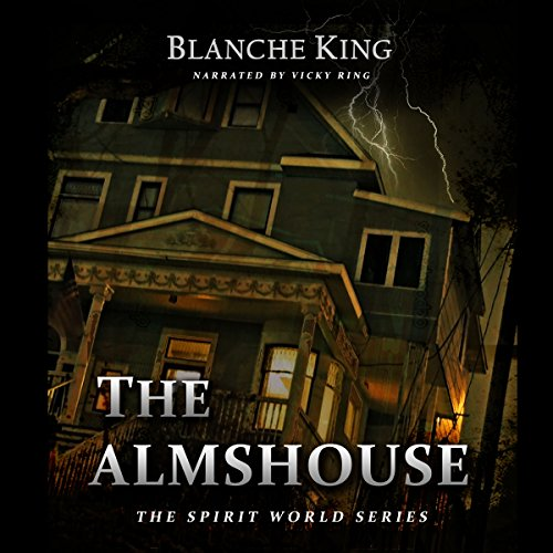 The Almshouse  By  cover art
