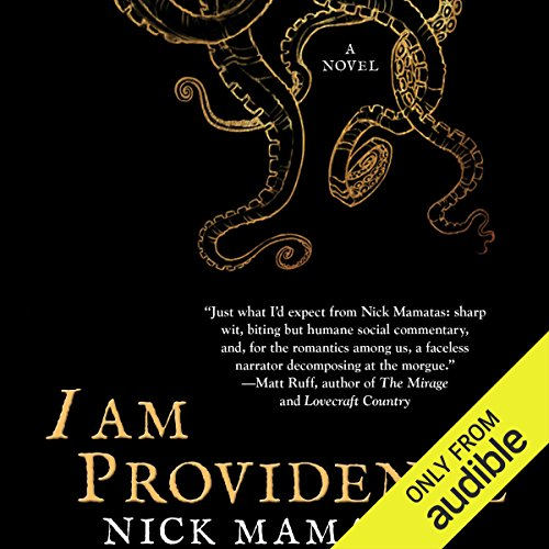 I Am Providence audiobook cover art