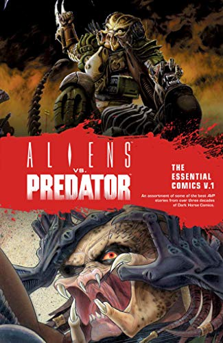 Aliens vs. Predator: The Essential Comics Volume 1