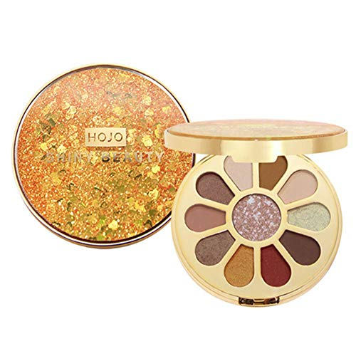 GUAN Make-up Moonlight Treasure Box Lidschatten-Palette Student Eleven Earth Color Lidschatten-Schönheit