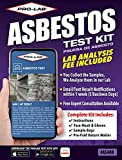 Safe and Easy to use Accurate AND RELIABLE results Test kit allows two (2) samples for asbestos plm analysis Lab analysis testing fee included with the purchase of the Pro lab asbestos testing kit Shipping included to your asbestos sample back to the...