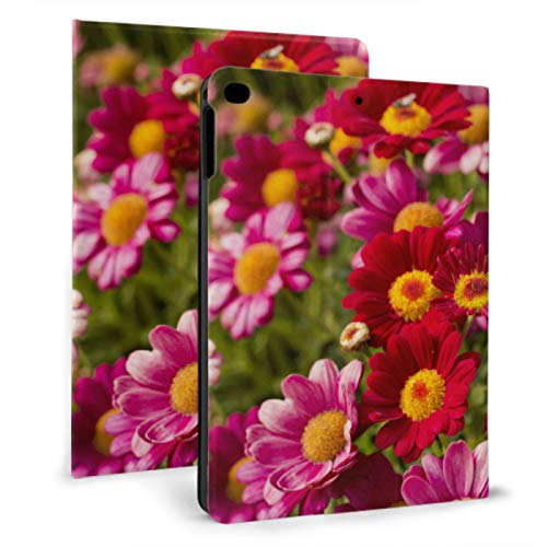 Protective Ipad Fresh Spring Flowers Summer Ipad Waterproof Cover For Ipad Mini 4/mini 5/2018 6th/2017 5th/air/air 2 With Auto Wake/sleep Magnetic Custom Ipad Case