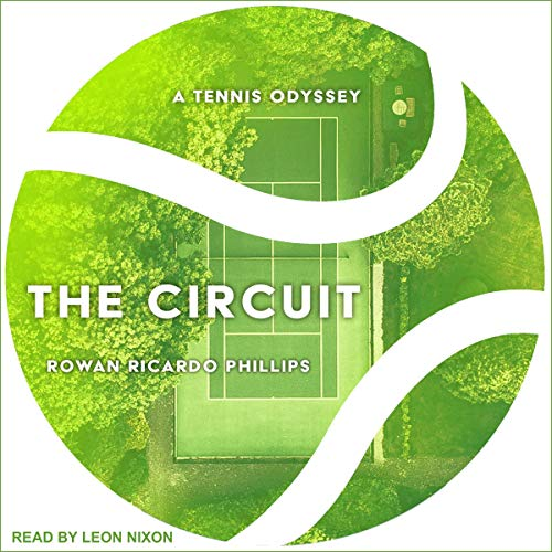 The Circuit audiobook cover art