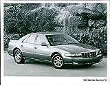 1998 Cadillac Sevilla STS - Foto de Prensa Vintage