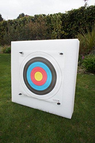 ASD Lightweight Archery 60x60cm Self Healing Foam Target Boss with 10 Faces