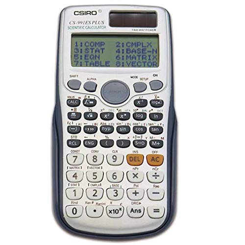 CSIRO CS-991ES Plus Engineering/Scientific Calculator