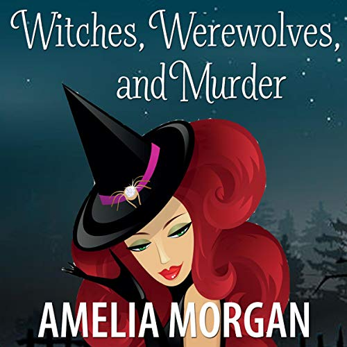 Witches, Werewolves, and Murder audiobook cover art