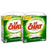 Le Chat L'Expert – Detergente en polvo de bicarbonato – 40 lavados