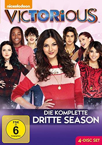 Victorious - Season 3 (4 DVDs)