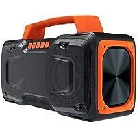 BUGANI M118 50W Portable Bluetooth Speaker with Karaoke