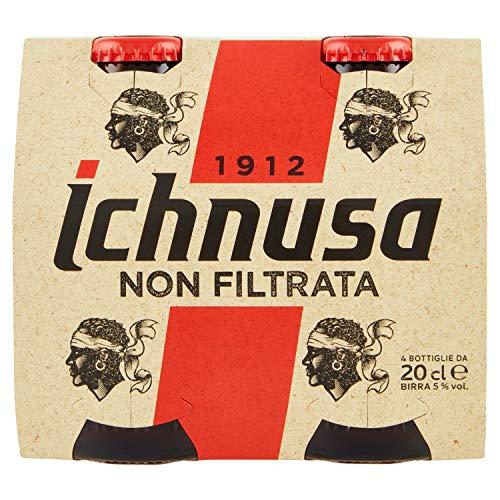 UNFILTRIERTES ICHNUSA-BIER 24 X 20 CL