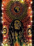 Indian Craft Castle Bob Marley Poster 76,2x 101,6cm