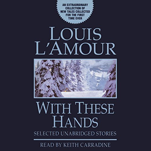 With These Hands audiobook cover art