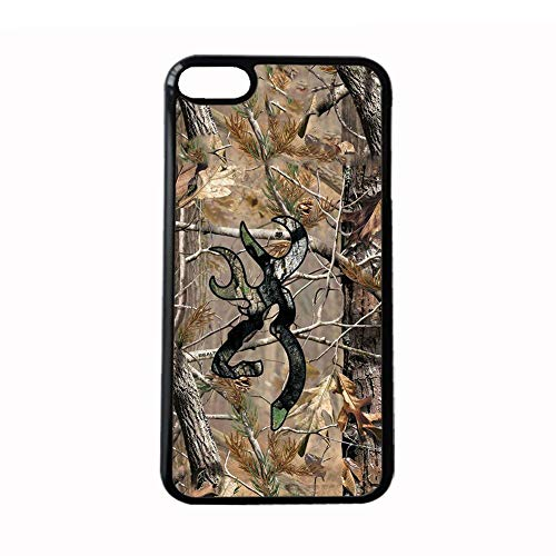 A Prueba De Golpes para El Hombre Tener Browning 7 Carcasa De Plástico del Teléfono Compatible con Apple iPhone 5 5S Se Choose Design 121-2