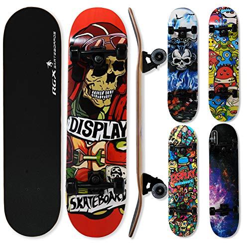 WeLLIFE - Skateboard RGX (31'x8') 79 x...