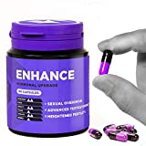 Enhance Natural Test Booster Tablets, Improve Athletic Performance, Sexual Function, Immune Response