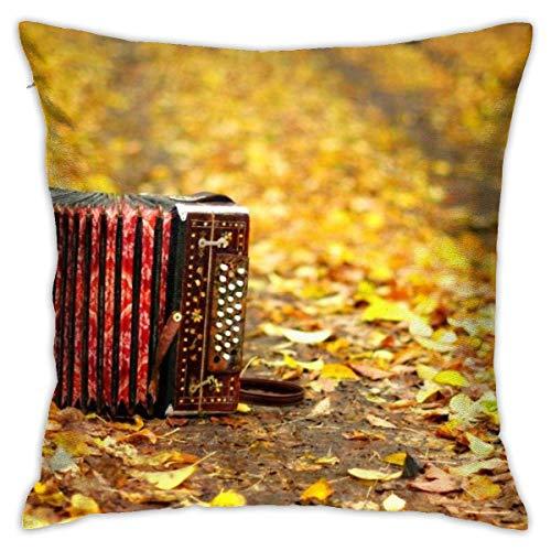 Cup Off Fundas de Almohada, cojín de acordeón, Funda Cuadrada, Fundas de Almohada, sofá, decoración del hogar