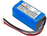 CS-SRX300XL Batería 6800mAh Compatible con [Sony] SRS-X30, SRS-XB3, SRS-XB30 sustituye ID659