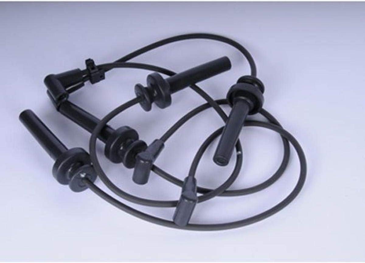 Max 76% Max 54% OFF OFF ACDelco GM Original Equipment 21024814 Plug Wire Set Spark
