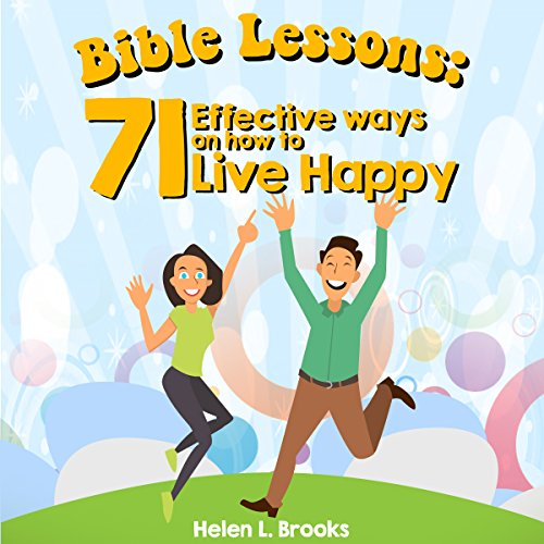 Bible Lessons audiobook cover art
