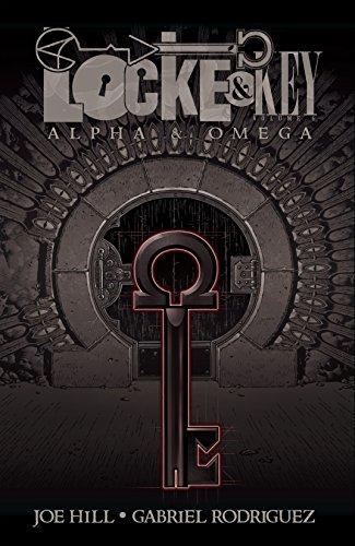 Locke & Key Vol. 6: Alpha & Omega (Locke & Key Volume) (English Edition)
