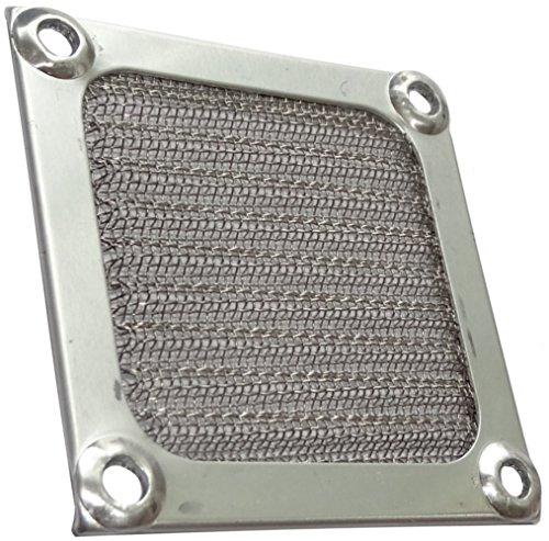 AERZETIX: Rejilla de protección 60x60mm ventilación con blindaje emi electromagnético para Ventilador de Caja de Ordenador PC C15140