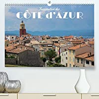 Faszination der Côte d'Azur (Premium, hochwertiger DIN A2 Wandkalender 2022, Kunstdruck in Hochglanz): Die Staedte und Landschaften der Côte d'Azur in wunderschoenen Fotografien. (Monatskalender, 14 Seiten )