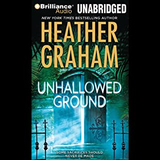 Unhallowed Ground                   By:                                                                                                                                 Heather Graham                               Narrated by:                                                                                                                                 Emily Durante                      Length: 9 hrs and 2 mins     230 ratings     Overall 4.0