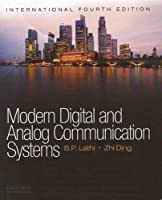Modern Digital and Analog Communications Systems (Oxf Ser Elec)
