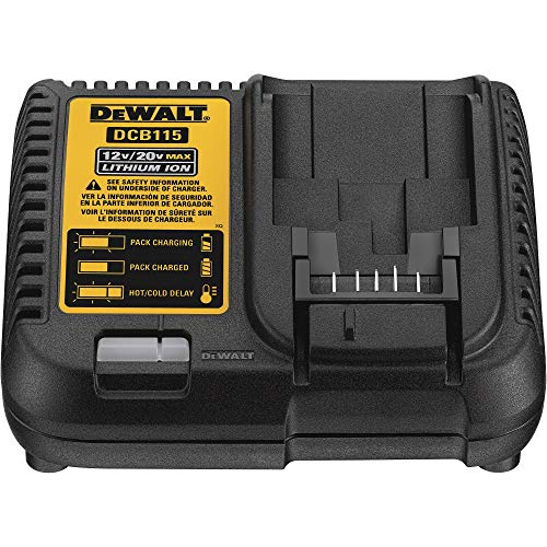 DEWALT DCB113 DCB115 10.8v 14.4v-18v XR Multi Voltage Battery Charger, 230 V