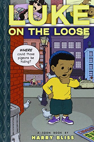 Luke on the Loose (Toon Books) download ebooks PDF Books