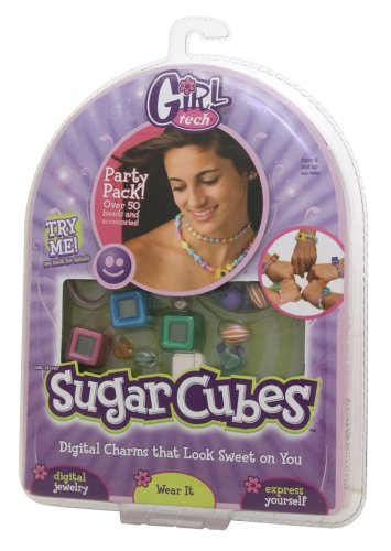 Girl Tech Sugar Cubes Moods Party Pack