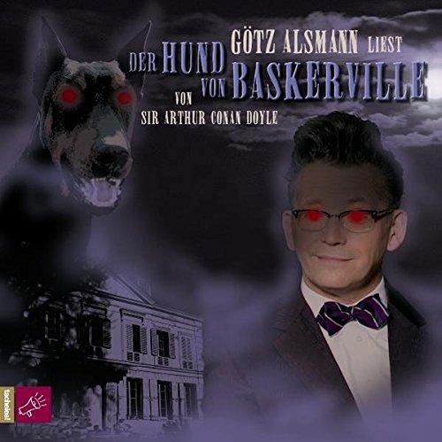 Der Hund von Baskerville. 4 CDs