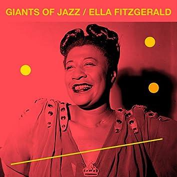 ジャズの巨匠たち エラ・フィッツジェラルド