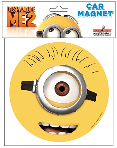 Eye Despicable Me Car Magnet